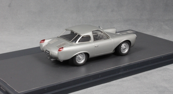 Porsche Glocker 356 Coupe in Silver 1954