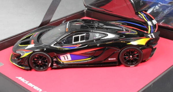 McLaren P1 GTR James Hunt 40th Anniversary Edition