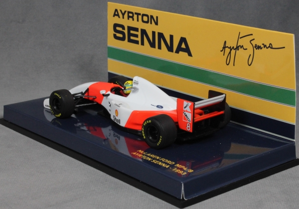 McLaren Ford MP4/8 1993 Ayrton Senna