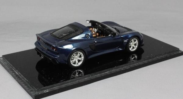 Lotus Exige S Roadster In Dark Blue 2013 Spark Road