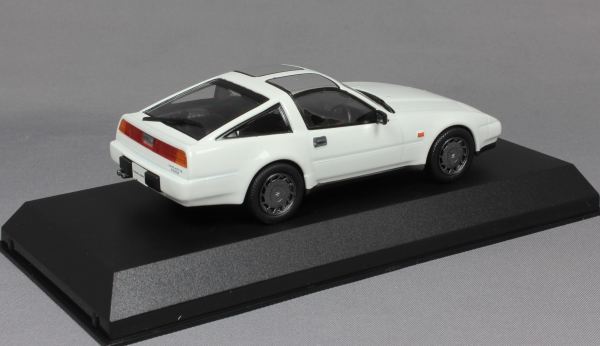 Nissan Fairlady Z 300ZR Z31 in Crystal White