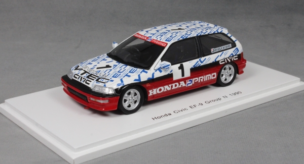 Honda Civic EF-9 Group N 1990 Ayrton Senna
