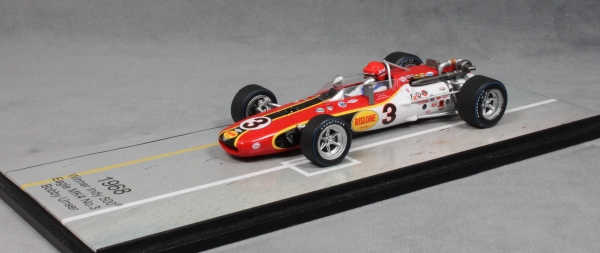 Eagle Mk4 Winner Indy 500 1968 Bobby Unser