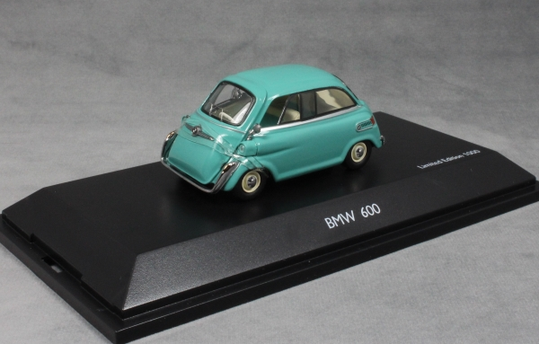 BMW 600 in Turquoise 1957