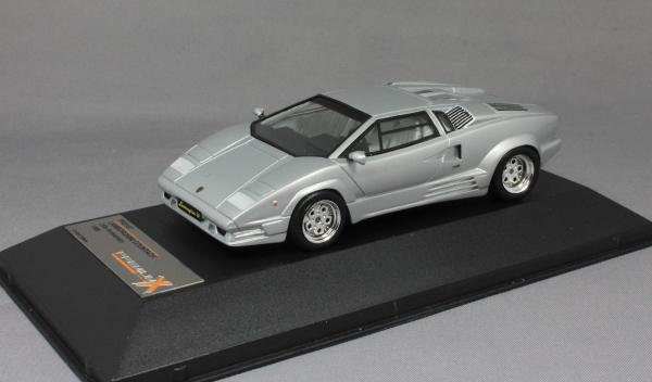 Lamborghini Countach 25th Anniversary In Silver 1989