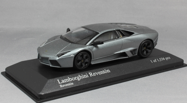 Lamborghini Reventon in Matt Grey 2007
