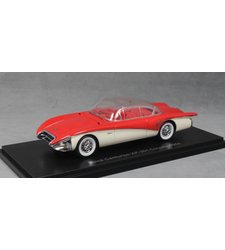 Buick Centurion XP-301 Concept Car in Red and White 1956