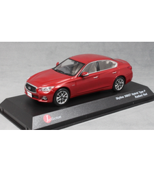 Nissan Skyline 350GT Hybrid Type P V37 in Radiant Red