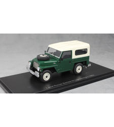 Land Rover Series III Lightweight in Green 1982