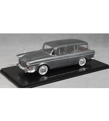 Humber Super Snipe Estate in Grey 1963