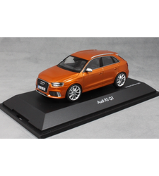 Audi RS Q3 in Samoa Orange