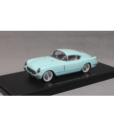 Chevrolet Corvette Corvair Concept in Light Blue 1954