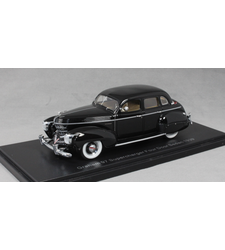 Graham 97 Supercharger Four Door Sedan in Black 1939