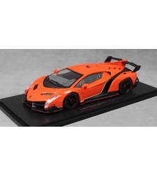 Lamborghini Veneno in Orange 2013