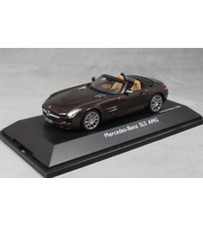 Mercedes-Benz SLS AMG Roadster in Brown Metallic