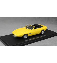 Intermeccanica Indra Spider in Yellow 1971
