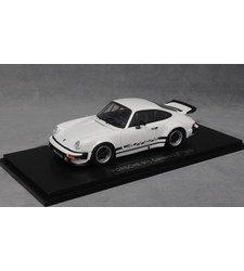 Porsche 911 Carrera 2.7 in White 1975