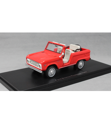 Ford Bronco Roadster in Red 1967