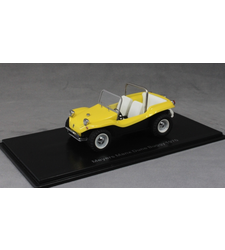 Meyers Manx Volkswagen Dune Buggy in Yellow 1970
