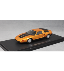Mercedes-Benz C111/IID in Orange 1976