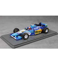 Benetton Renault B195 British GP Win 1995 Johnny Herbert