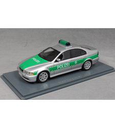 BMW 530i E39 in German Police 'Polizei' Markings 2002