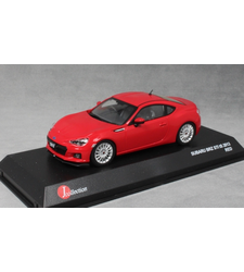 Subaru BRZ Sti in Burning Red 2013