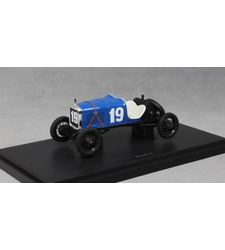 Ford Model A Juan Manuel Fangio's first racing car 1936