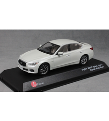 Nissan Skyline 350GT Hybrid Type P V37 in Crystal White