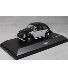 Volkswagen Beetle Split Screen in Black and Grey