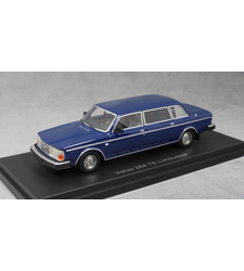 Volvo 264 TE Limousine in Dark Blue