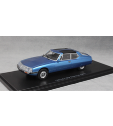 Citroen SM Espace by Heuliez in Blue metallic 1971