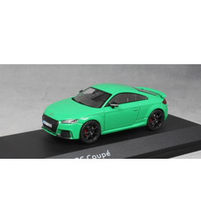 Audi TT RS Coupe in Green