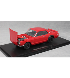 Nissan Skyline 2000 GT-R 2 Door in Red 1971