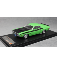 Dodge Challenger T/A in Green 1970