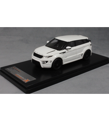 Land Rover Evoque by Onyx in White 2012