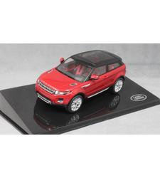 Land Rover Evoque in Firenze Red