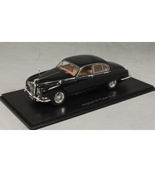 Jaguar S-Type 3.4 in Black 1965