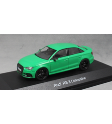 Audi RS3 Saloon in Green