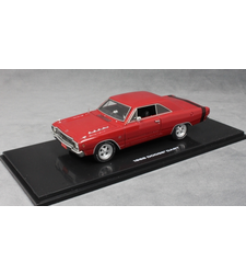 Dodge Dart in High Gloss Red 1968