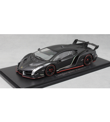 Lamborghini Veneno in Matt Black 2013