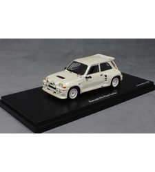 Renault 5 Maxi Turbo in White Pearl