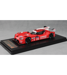 Nissan GT-R LM Nismo Le Mans 2015 Tincknell Krumm and Buncombe