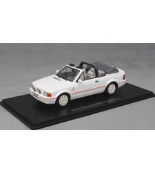 Ford Escort XR3i Cabriolet in White 1986