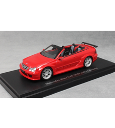 Mercedes-Benz CLK DTM AMG Cabriolet in Red