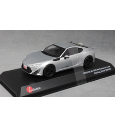 Toyota GT86 TRD Performance Line in Sterling Silver