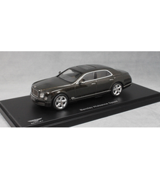 Bentley Mulsanne in Dark Brown Metallic 2014