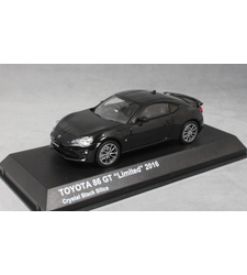 Toyota GT86 in Black 2016