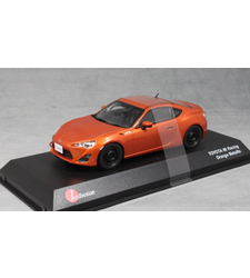 Toyota GT86 Racing in Orange