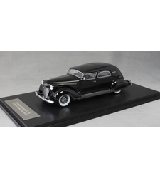 Chrysler Imperial C-15 LeBaron Town Car in Black 1937